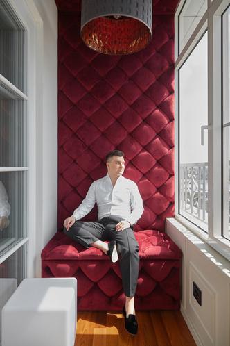 Фото №2 - Маленькая квартира для холостяка в Москве