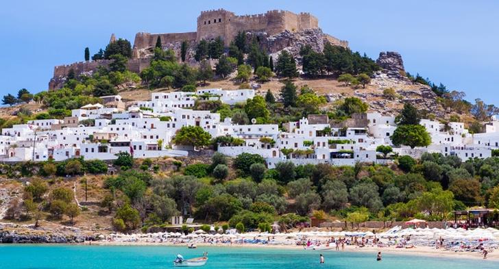 Фото №4 - 7 «мифических» мест в Греции, которые стоит увидеть своими глазами