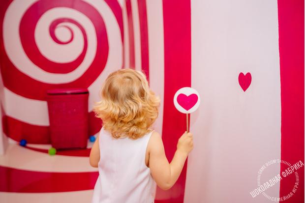 Фото №2 - Семейная Игра «Шоколадная Фабрика» - ожившая сказка!