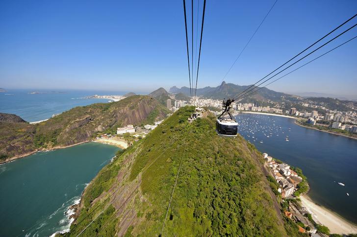 Фото №2 - «Город Бога»: 5 головокружительных видов Рио-де-Жанейро