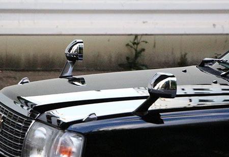 Почему на японских автомобилях зеркала ближе к фарам, чем к лобовому стеклу