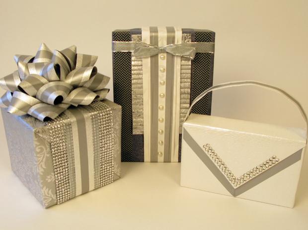 Фото №3 - Упаковка подарков к Новому году: 9 классных идей