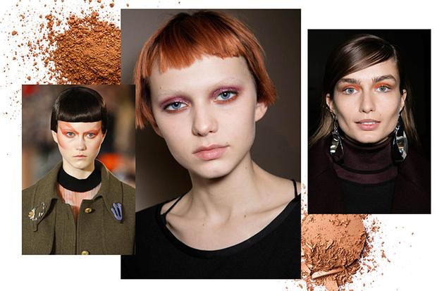 Фото №4 - 8 beauty-трендов с Недели моды в Париже