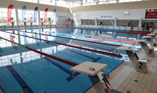 Фото №1 - В Петербурге открылся новый физкультурно-оздоровительный комплекс