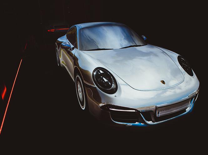 Фото №1 - В Москве открылся проект «Звук от Porsche: истории бренда»