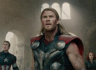 Фото №2 - «Мстители: Эра Альтрона»: новые видео и факты о фильме