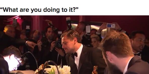 Фото №1 - Кто снова забрал «Оскар» у Леонардо Ди Каприо?