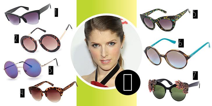 Фото №5 - Инструкция: как выбрать идеальные солнцезащитные очки по типу лица