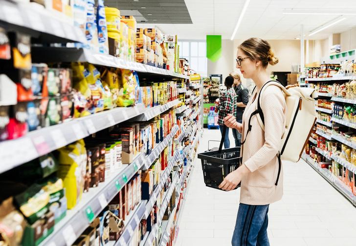 Фото №3 - Названа самая грязная поверхность в супермаркете