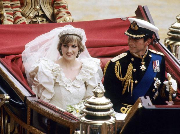 Фото №2 - Брачный конфуз: как Диана забыла о годовщине собственной свадьбы