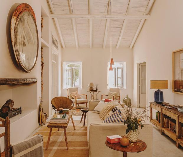 Фото №6 - 7 способов создать летнее настроение в гостиной