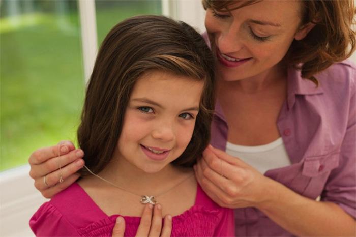 Фото №1 - Ювелирные украшения для детей