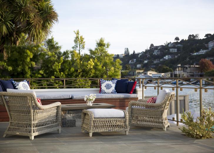 Фото №9 - Дом с видом на залив в Калифорнии