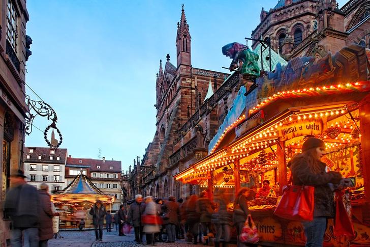 Фото №4 - Семь рождественских ярмарок в Европе, которые стоит посетить