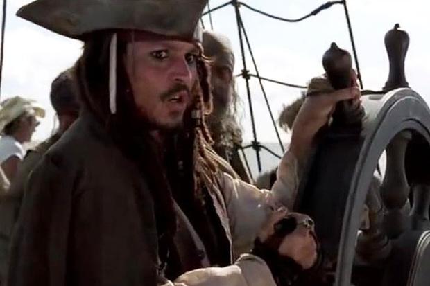 Фото №11 - Тысяча чертей! 20 убойных киноляпов в «Пиратах Карибского моря»