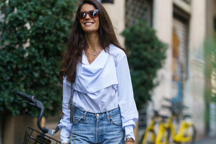 Фото №1 - 20 блуз, которые впишутся даже в самый строгий дресс-код