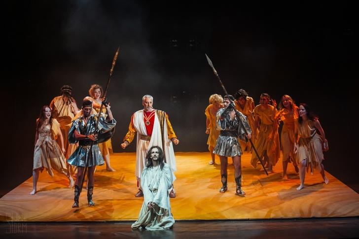 Фото №2 - Легендарная рок-опера «Иисус Христос— суперзвезда»: всего 2 дня в Москве