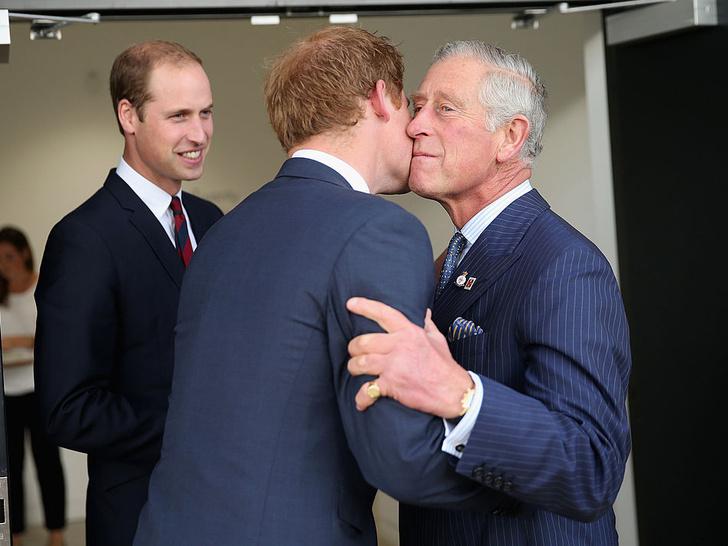 Фото №3 - Иллюзия свободы: почему Гарри считает, что Уильям и Чарльз находятся «в ловушке»