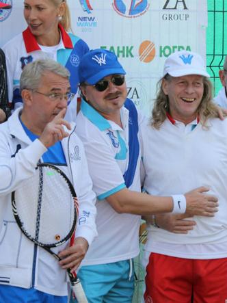 Игорь Николаев и Крис Кельми фото