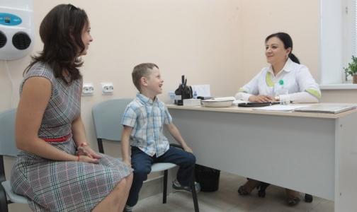 Фото №1 - В Петродворцовом районе открыли детское противотуберкулезное отделение