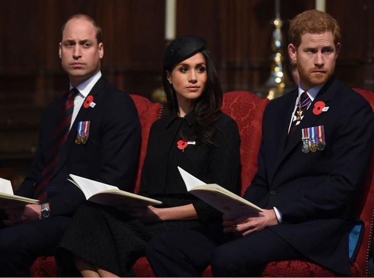 Фото №18 - Что заставило Меган Маркл и принца Гарри проснуться так рано