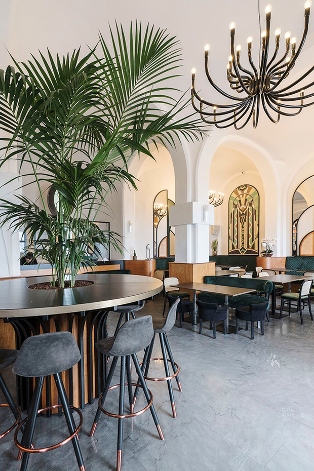 Фото №7 - Ресторан La Biglietteria в итальянском театре
