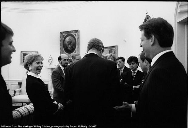 Фото №13 - Малоизвестная Хиллари Клинтон: 5 фактов из жизни бывшей Первой леди
