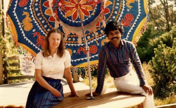 Фото №1 - Парень проехал от Индии до Швеции на велосипеде, чтобы встретиться с любимой