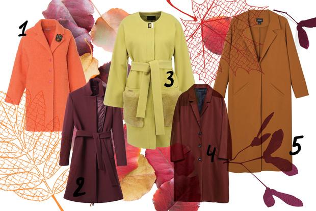Фото №2 - Топ-15: Осенние пальто