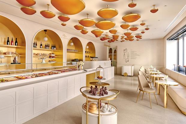 Фото №3 - В Париже открылась кондитерская Ritz Paris Le Comptoir