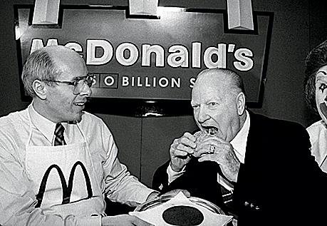 Фото №2 - Легендарные бренды. «Макдоналдс»