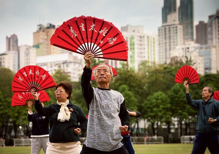Фото №2 - Гонконг: песнь воды и ветра