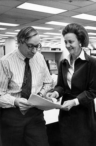 Фото №5 - Женщина против президента: кем на самом деле была героиня Мэрил Стрип из фильма «Секретное досье»