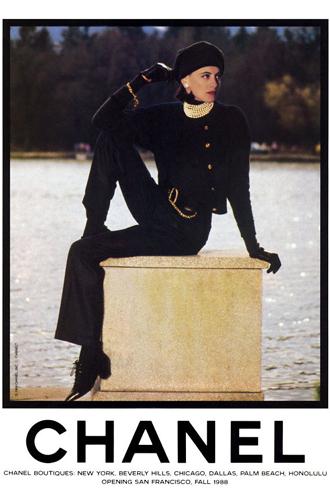 Фото №5 - Амбассадоры Карла: самые яркие посланницы Chanel