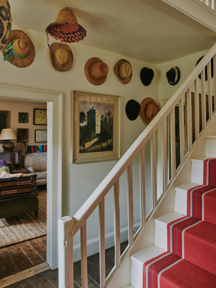 Фото №8 - Дом дизайнера и антиквара в Хэмпшире