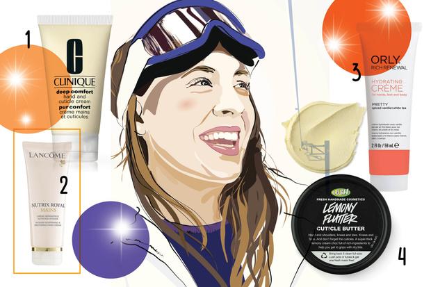 Фото №2 - 3 способа защитить кожу рук от сухости в морозы