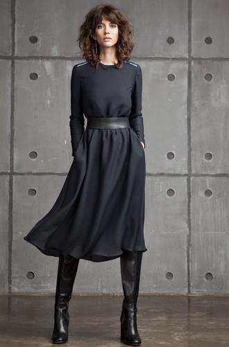 Фото №8 - Девушка в городе: Lookbook новой коллекции The Robe