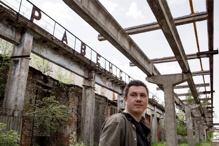 Фото №1 - Павел Отдельнов— «Художник года» Cosmoscow 2020