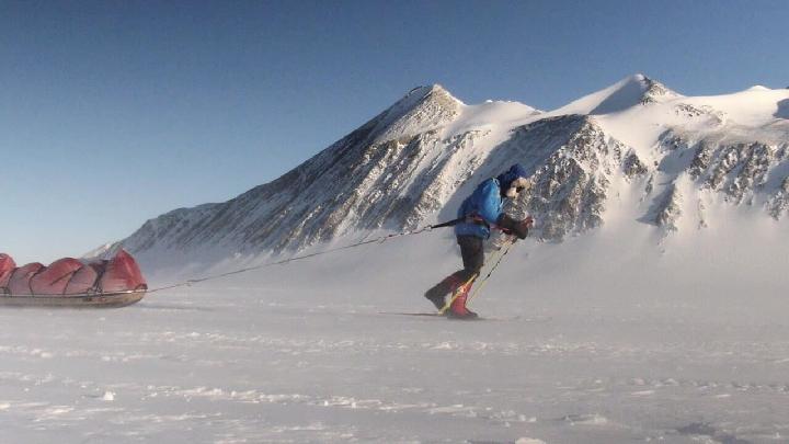 Фото №6 - Пешком по Антарктиде