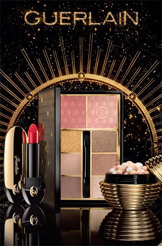 Фото №2 - Golden Ball: два роскошных варианта новогоднего макияжа от Guerlain