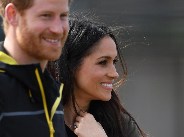 Фото №1 - Тело расскажет: Меган Маркл будет счастлива в браке с принцем