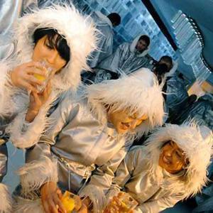 Фото №1 - В Шанхае можно будет выпить по-эскимосски