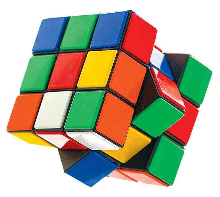 Фото №1 - Как представить себе пятимерное пространство?