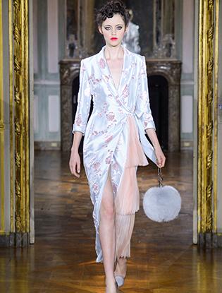 Фото №17 - Неделя Высокой моды в Париже: Ulyana Sergeenko Couture F2015
