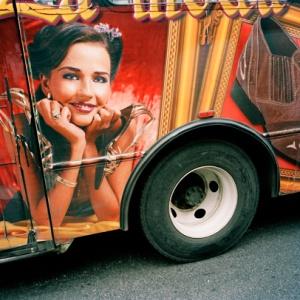 Фото №1 - В Мехико появились автобусы для женщин