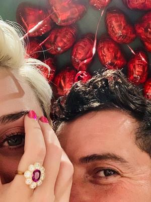 Фото №8 - Выходи за меня: самые красивые помолвочные кольца знаменитостей