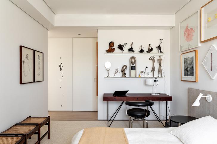 Фото №12 - Светлая квартира для коллекционера в Сан-Паулу
