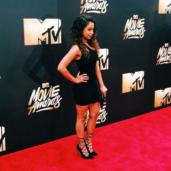 Фото №21 - Звездный Инстаграм: MTV Movie Awards 2016