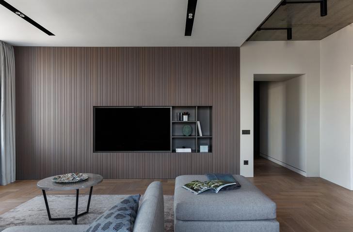Фото №4 - Квартира в Перми 120 м² с панорамным видом на Каму