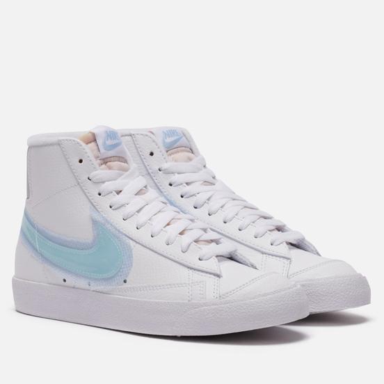 Фото №1 - Кроссовки недели: Nike Blazer Mid 77